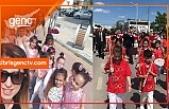 Levent Primary School, 23 Nisan korteji düzenledi