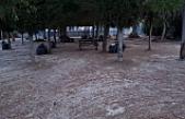 Girne Belediyesi temizlik şubesi çalışmalarını sürdürdü