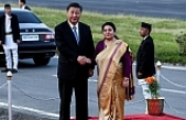 Çin'den Nepal'e 23 yıl sonra ilk ziyaret