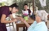 İskele Belediyesi Sağlık Birimi: Bine yakın vatandaşa evde ücretsiz sağlık hizmeti verdik