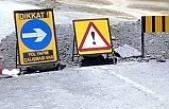 Lefkoşa'da asfaltlama çalışmaları devam ediyor