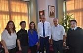 Şht Hasan Cafer İlkokulu'ndan Güngördü'ye ziyaret