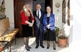 Türk Ajansı Kıbrıs'ın kurucusu Said Arif Terzioğlu, anıldı