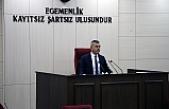 Cumhuriyet Meclisi Genel Kurulu güncel konuşmalar gündemiyle toplandı