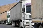 BM'den İdlib'e 108 tır insani yardım