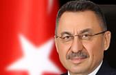 Fuat Oktay, Eroğlu'nu arayarak geçmiş olsun dileklerini iletti
