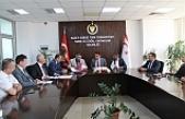 TÜK ve CREDİTWEST bank arasında anlaşması