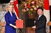 Japonya ile İngiltere arasında Serbest Ticaret Anlaşması imzalandı