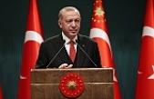 """Erdoğan: """"Ülkemizin katkısı olmadan AB'nin güçlü şekilde varlığını devam ettiremeyeceği aşikar"""""""