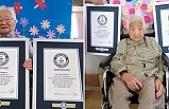 """107 yaşlarındaki Japon Umeno ile Kodama """"yaşayan en yaşlı ikiz"""""""