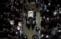 Hristofyas'ın cenaze töreni rum gazetelerinde geniş şekilde yer aldı