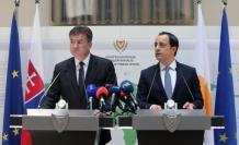 """Slovakya Dışişleri Bakanı: """"Yegane seçenek birleşik bir Kıbrıs"""""""