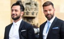 Eşcinsel olduğunu açıklayan Ricky Martin, 9 aylık kızının yüzünü ilk kez gösterdi
