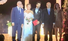 Ziynet Sali evlendi...Şahitler Akıncı ve Tatar