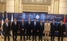 Kuruluş tüzüğü Kahire'de imzalanıyor