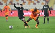 Galatasaray penaltılarla...