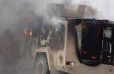 Suriye'de ABD-YPG konvoyuna intihar saldırısı