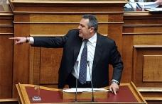 """Yunanistan'da """"hükümete destek"""" açıklamaları ANEL'i Böldü"""