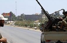 Libya'nın başkenti Trablus'ta çatışmalar sürüyor