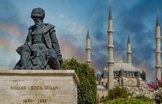 Mimar Sinan ölümünün 431. yılında anılıyor