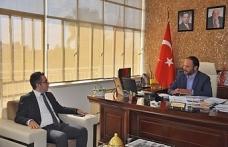Kalkınma ve Ekonomik İşbirliği Ofisi'nin yeni Koordinatöründen İskele Belediyesi'ne ziyaret