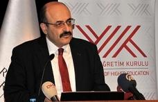"""YÖK Başkanı Saraç: """"KKTC yükseköğretimini önümüzdeki süreçlere hazırlamaya çalışıyoruz"""""""