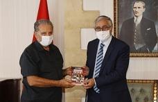 Hasan Özbaflı, kitabını sundu