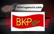 BKP'den kınama
