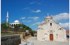 Agios Synesios Kilisesi'nde koruma çalışmaları için sözleşme imzalandı