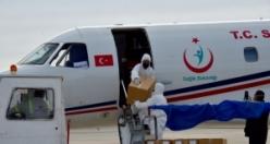 Türkiye'den 20 bin doz aşı daha geldi