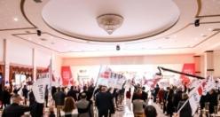Halkın Partisi 2.Olağan Kongresi yapıldı