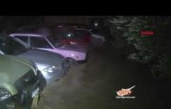 Dün Gece ve Bugün Sel Felaketinden Görüntüler
