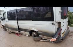 Fotoğraflarla Girne'de Yaşanan Felaket