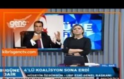 Hüseyin Özgürgün'den UBP - HP Koalisyonuna Dair Önemli Açıklamalar -