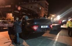 Salamis Caddesinde Kaza