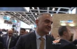 Türkiye Turizm Bakanı KKTC Standını Ziyaret Etti