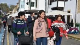 Yuka Blend Arabahmet-Market,Zahra Sokak'ta yapıldı