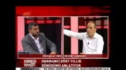 Kıbrısta Manşet & Mehmet HARMANCI ve Redif NUREL 11.06.2018