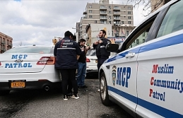 New York'ta 'Müslüman Toplum Devriyesi'...