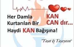 YDP'den kan bağışı kampanyası