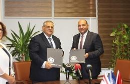Bayındırlık Bakanlığı ile DAÜ arasında protokol