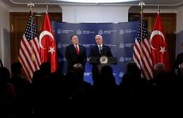 """Pence: """"ABD ve Türkiye Suriye'de ateşkes..."""