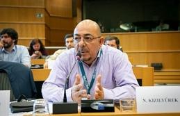 Kızılyürek'ten Avrupa Konseyi ve Komisyonuna...