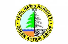 Yeşil Barış Hareketinden çevre günü mesajı