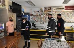 Girne'de denetimler sürüyor
