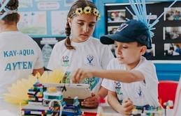 """Fırst® Lego® League Explore"""" fuarlarının Kıbrıs..."""