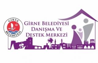 GİRNE BELEDİYESİ DANIŞMA VE DESTEK MERKEZİ GÖNYELİ'DE...