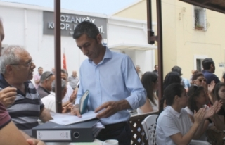 KARAMAN'DAN BELLAPAİS VE OZANKÖY İÇİN BİSİKLET...