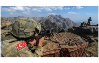 TÜRKİYE'DE 30 AYDA 6 BİN 717 TERÖRİST ETKİSİZ...