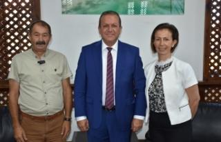 ATAOĞLU, EKO TURİZMCİ ALTAN İLE KOMİLİ'YLE...